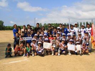 ソフトボール女子募集中!